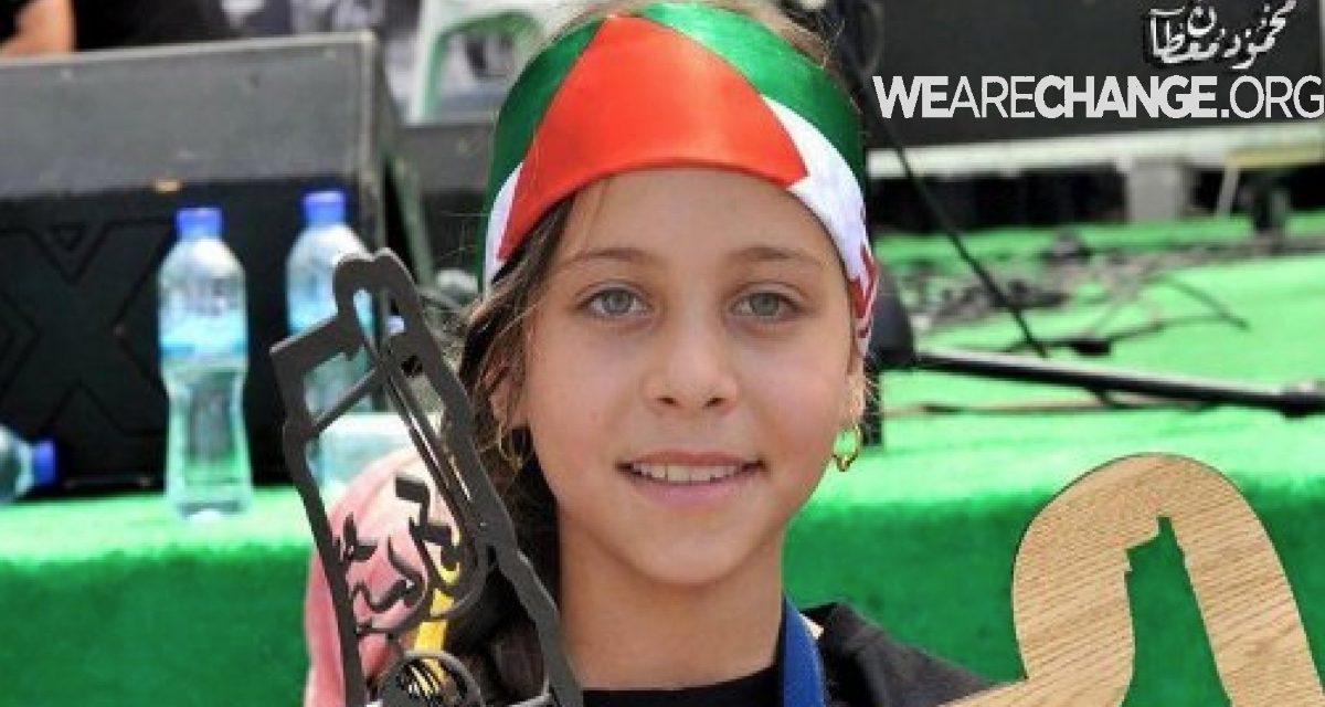 Palestine's 10-year-old journalist – Janna Jihad
