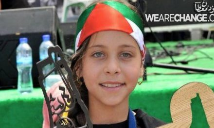 Palestine's 10-year-old journalist – Janna Jihad