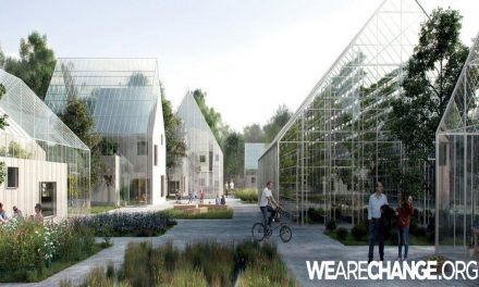 This town will grow its own food, live off-grid, and handle its own waste !