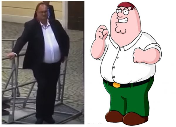 peter griffen