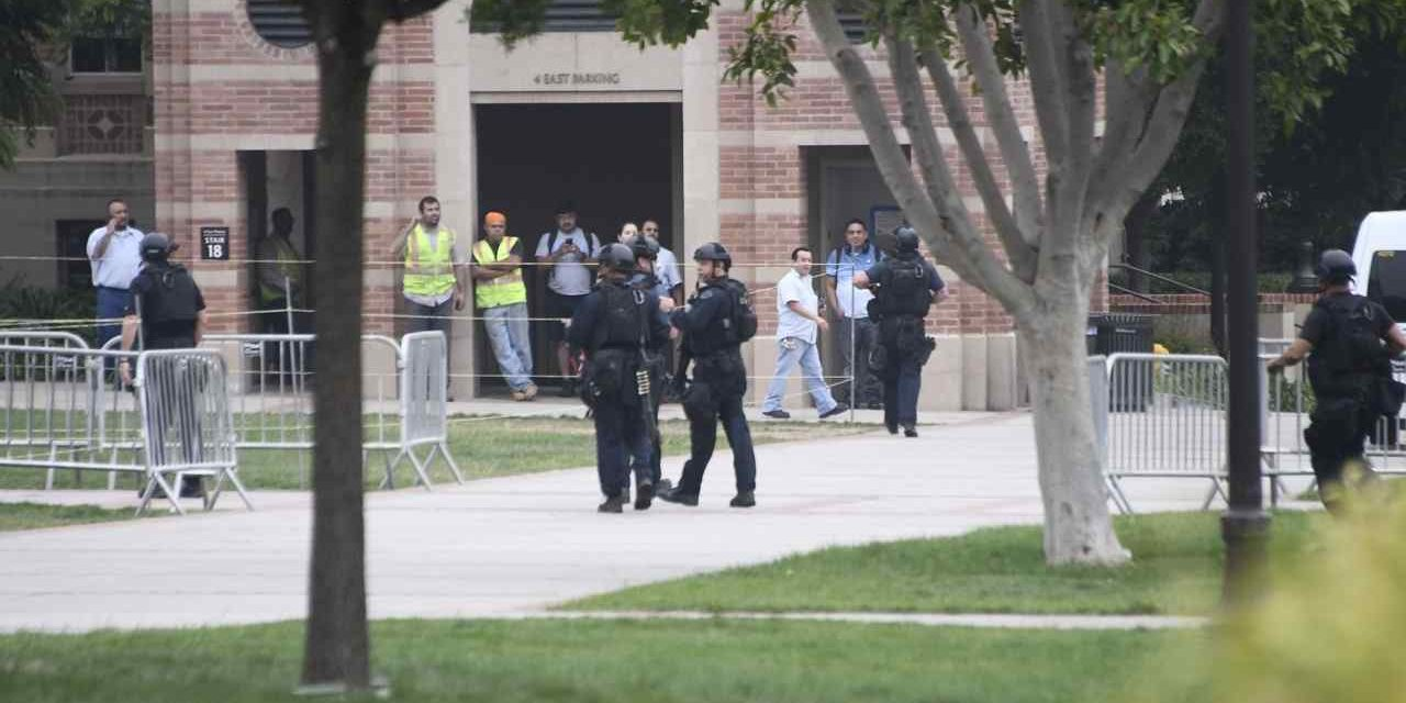 Live Blog – Shooting at UCLA: Two Reported Dead, Police Searching For Shooter