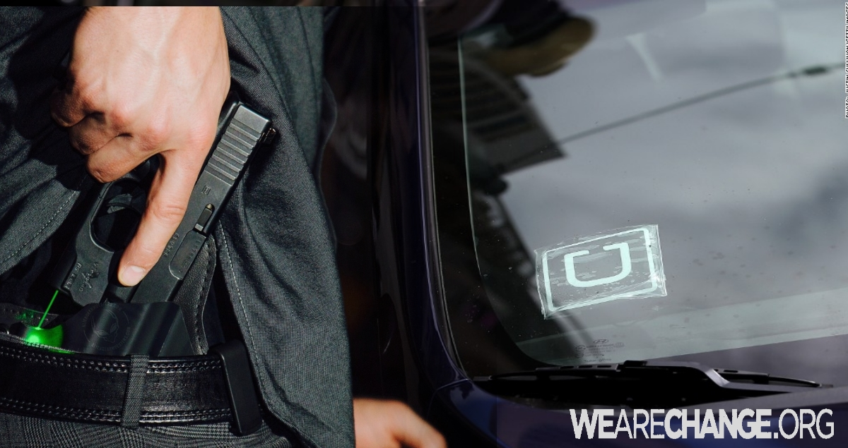 UBER Driver With Concealed Carry prevented a mass shooting in Chicago