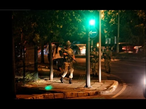 BREAKING NEWS: Turkey Coup What You Need To
