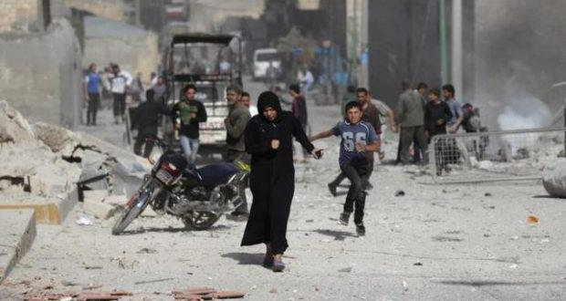 Syrian Nightmare: United States-led Coalition Supports Child Beheaders And Shells Civilians