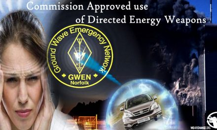 US Commission Approved use of Directed Energy Weapons