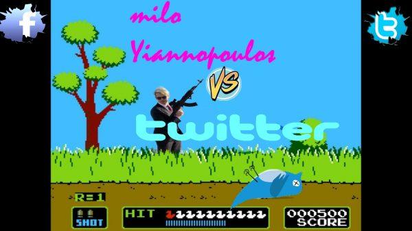 Milo Twitter beef