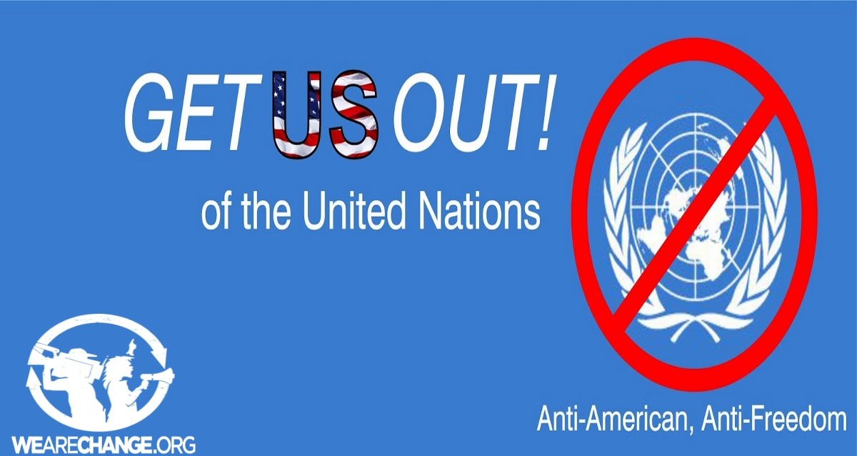 Calls to Leave United Nations Get Louder in the USA