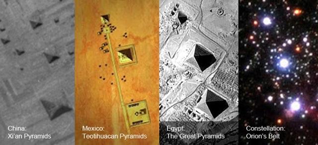 Xian Pyramids