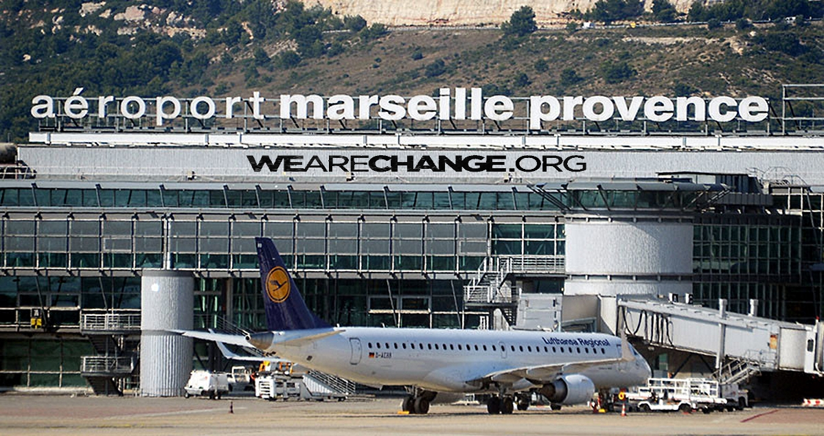 Marseille Airport Evacuated Due to Suspicious Package.