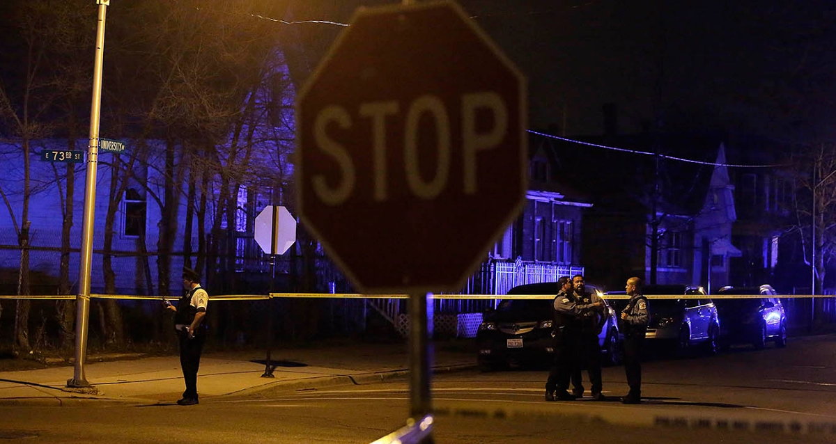 2,100 People Have Been Shot In Chicago So Far This Year