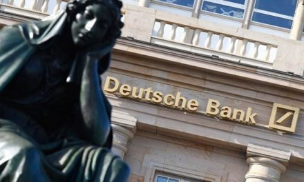 IMF: Deutsche Bank World's Most Dangerous Bank – Shares HALVED