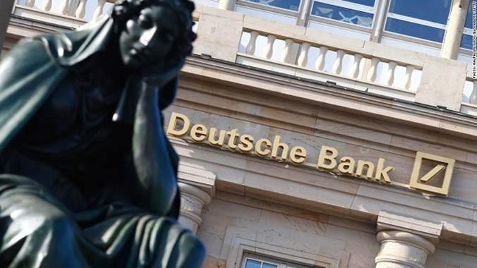IMF: Deutsche Bank World's Most Dangerous Bank – Shares HALVED
