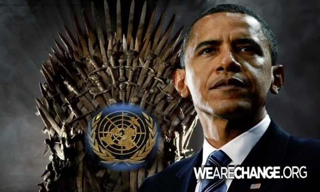 Executive Order: United Nations allowed to use Force on US Citizens