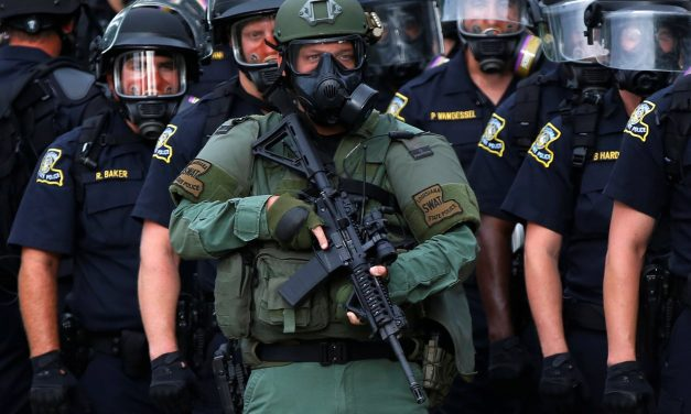 ACLU Sues Baton Rouge For Arresting Peaceful Protesters