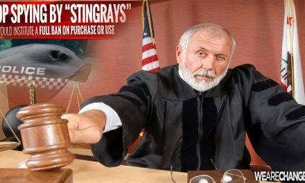 First Time Ever Federal Court Throws Out A Stingray Case