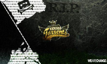 Kickass Torrents Taken Down; Owner Was Arrested BREAKING