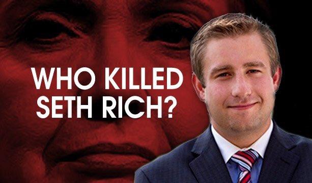 Was WikiLeaks Whistleblower the Murdered DNC Staffer?