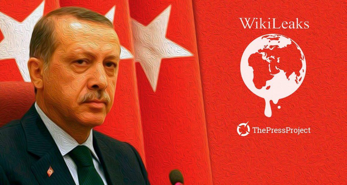 Turkey blocks access to WikiLeaks After Release of Secret E-mails