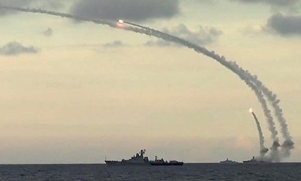 Russia to Destroy Terrorists In Aleppo During Naval Drills