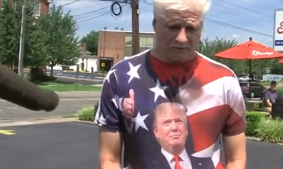 62-Year-Old Man Attacked with Crowbar Over Trump T-Shirt