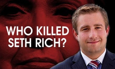 Surveillance Camera May Have Captured the Murder of DNC Staffer Seth Rich
