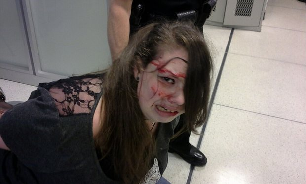 VIDEO: TSA Assaults Disabled Cancer Patient Returning Home From Treatment