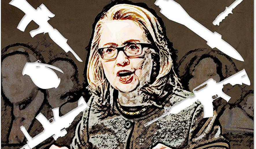BUSTED: Hillary Clinton and Obama Administration Supply U.S. Weapons To ISIS