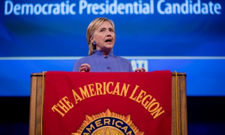 Hillary Clinton Promises to Use Military Force Against Hackers in Most Hawkish Speech Yet