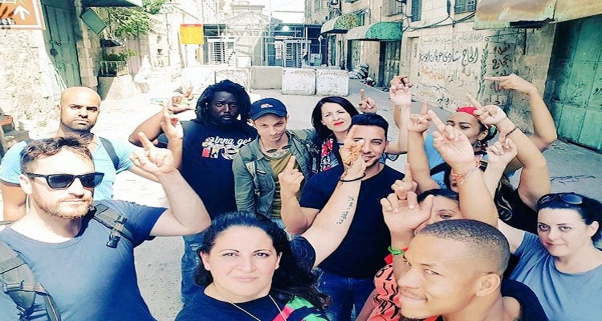 BREAKING: Abby Martin and Mike Prysner Detained In Occupied Palestine