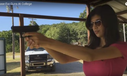 VIDEO: The Case For Guns At College