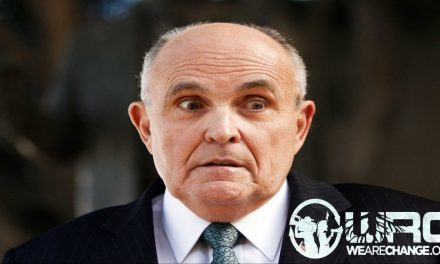 Rudy Giuliani Has Officially Lost His Mind..