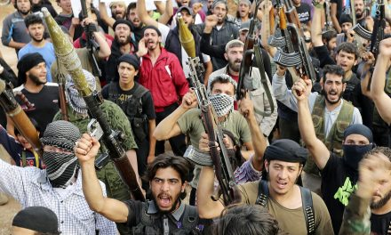Syrian Fighters To Be Resettled in The USA