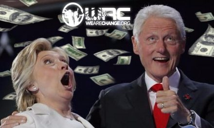 96% of Hillary Clinton's Charitable Donations Were To The Hillary Clinton Foundation..