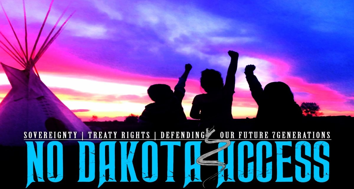 Native Protesters Are Right — There Is No Written Easement for Dakota Access Pipeline