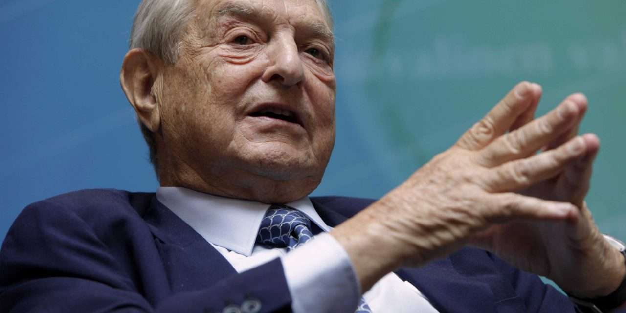 Wikileaks Reveals George Soros Gave Clinton $2.5 Million Contribution