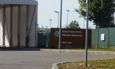 US Army investigating missing guns stolen from base in Germany