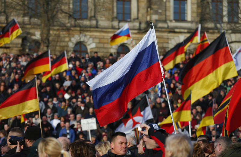 Peace Activists Organize March From Germany to Russia