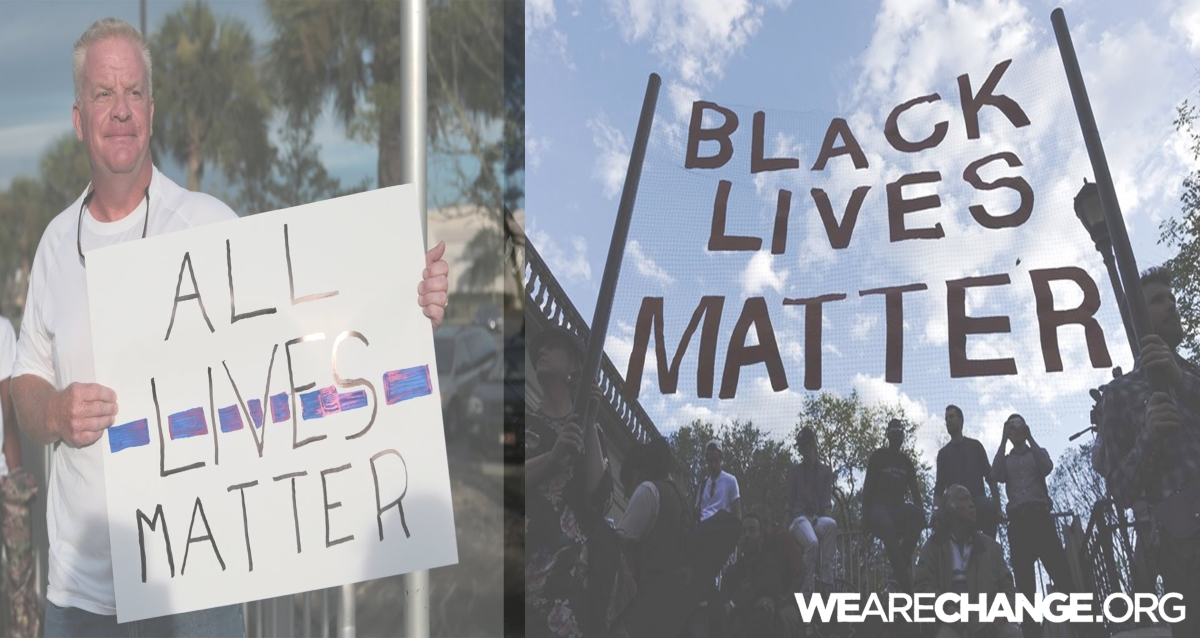 Huston Student Facing 50 Day Suspension for Saying 'All Lives Matter'