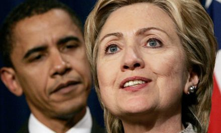 Carrying The Obama Legacy: Hillary's War On The Media