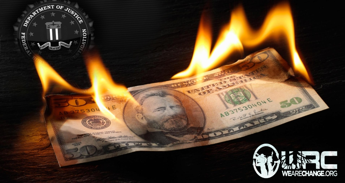 $6.5 Trillion Dollars Is Missing From Budget Says Pentagon