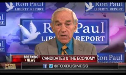 "Ron Paul Says: The Elections Are Rigged Hints at ""Big Event"" to Postpone Elections.."