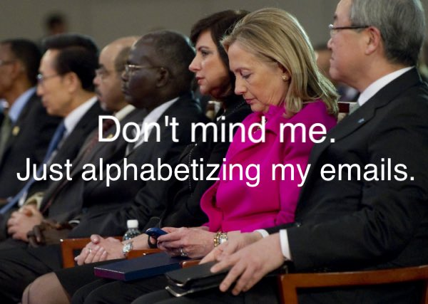 Incompetent Clinton Claims No Training on Handling Classified Docs, Lacks Basic Logic