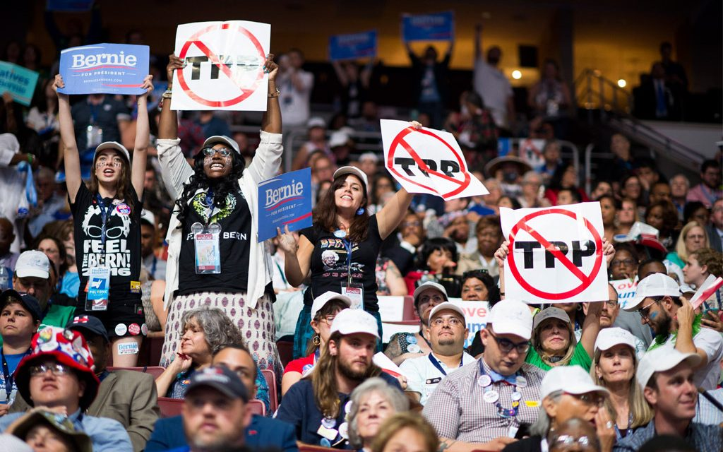 Nearly Half of Sanders Supporters Still Refuse to Vote For Clinton