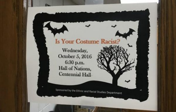 University of Wisconsin – La Crosse: Students Encourages To Submit Their Halloween Costumes For Review For Possible Racist Elements