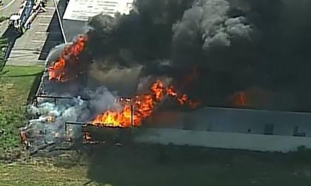 Massive Fire in USDA Maryland GMO Facility that Received Anonymous Threats