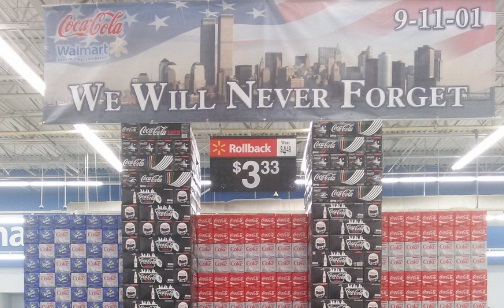Advertisers Seemingly Compete to See Who Can Disrespect 9/11 Hardest