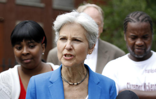 Jill Stein Calls for New 9/11 Investigation