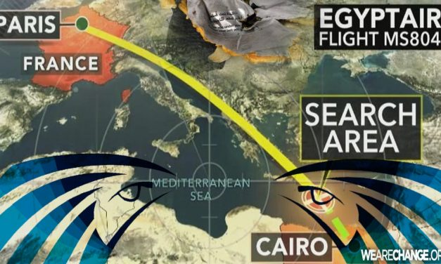 Traces of Explosives Found in EgyptAir MS804 Debris