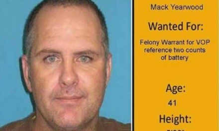 Man Arrested After Making His Wanted Poster His Facebook Profile Picture