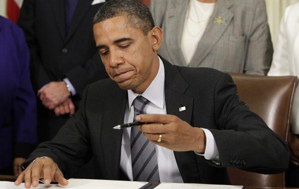 HISTORIC: U.S. Senate Overrules Obama Veto On 9/11 Bill 97-1